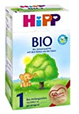Hipp organico Infant Formula 1 fin dalla nascita, 7 pack (7 x 600g)