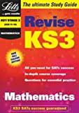 Key Stage 3 Maths Study Guide (KS3 Revision) (Letts Revise Key Stage 3)