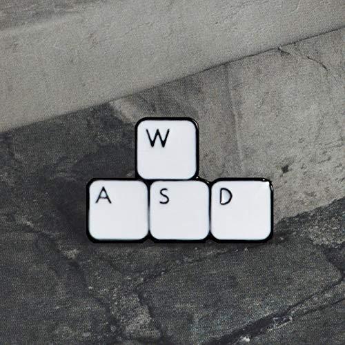 Zoom IMG-2 lfdhz tastiera wasd wsad perni