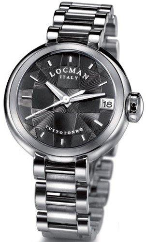 Locman 035000BKNNK4BR0_wt Montre à bracelet pour femme