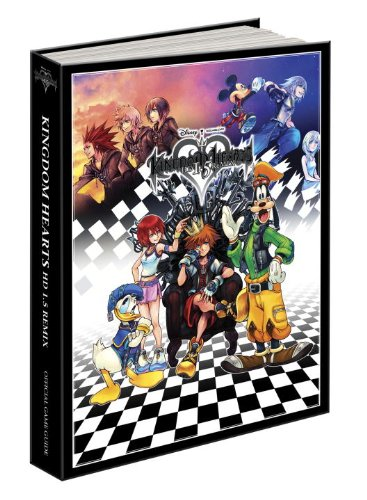 Kingdom Hearts HD 1.5 Remix: Prima Official Game Guide (Prima Official Game Guides) (Hearts Guide Kingdom Official)