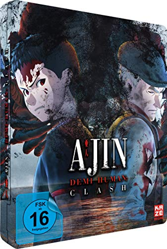 Ajin: Clash - Teil 3 der Movie-Trilogie (Steelcase) - Limited Special Edition [Blu-ray]