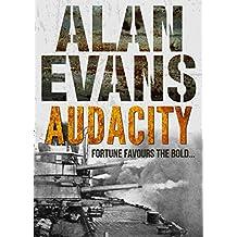 Audacity (Commander Cochrane Smith series Book 5)