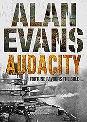 Audacity (Commander Cochrane Smith series) (English Edition)