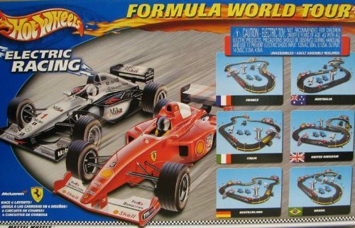 tyco-mattel-hot-wheels-formula-world-tour-slot-car-racing-set-w-2-cars-tyc95715-by-tyco