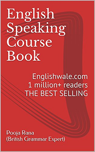 Best English Speaking Book Pdf