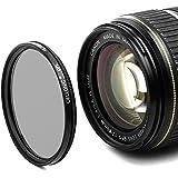 CPL Filtro para Sigma 19mm F2,8 Sigma F5,6 Sigma F2,8 (46mm)