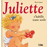 Juliette s'habille toute seule