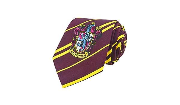 Brandecision Harry Potter Budget Line Kids Tie Gryffindor Cravatte