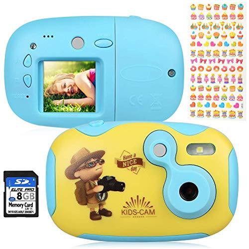 Zoom IMG-1 agm fotocamera per bambini videocamera