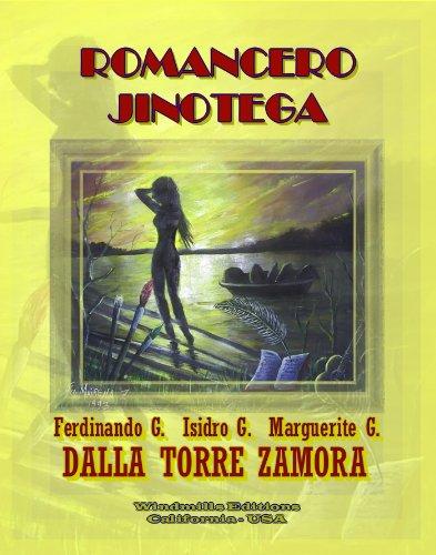 Romancero Jinotega por Isidro Gualterio  Dalla Torre Zamora