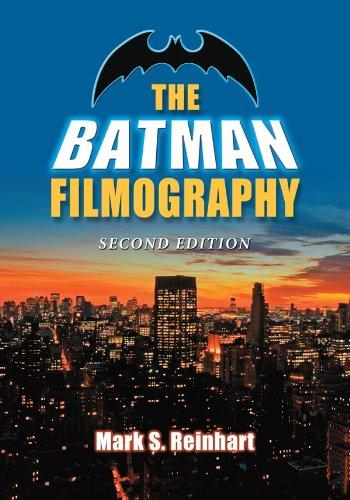Como Descargar Torrent The Batman Filmography, 2d ed. Libro Epub