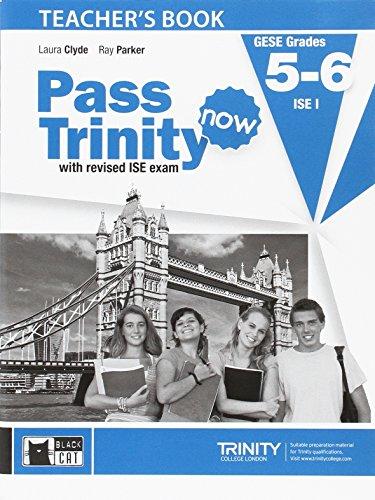 Pass Trinity Now 5/6 Teacher's Book (Examinations) por Collective
