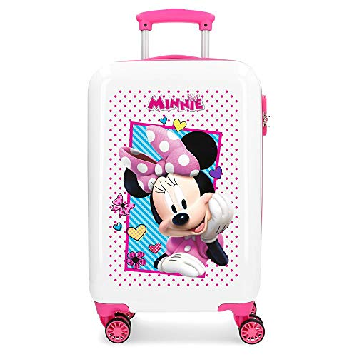 Disney Joy Valigia per bambini 55 centimeters 33 Multicolore (Multicolor)