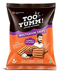 Too Yumm! Multigrain Chips, Chinese Hot and Sour 54gm