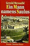 Ein Mann namens Saulus bei Amazon kaufen