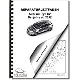 Audi A3, Typ 8V (12>) Standheizung, Zusatzheizung - Reparaturanleitung