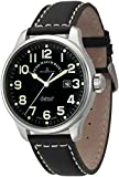 Zeno-Watch Hommes montre - Oversized Pilot Automatic - 8554-pol-a1