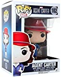 Agent Carter Gold Orb Limited Edition (Marvel) Funko Pop! Vinyl Figure