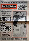 Telecharger Livres PARISIEN LIBERE LE No 11092 du 22 05 1980 QUARTIER LATIN DES BLESSES UNE TRENTAINE D INTERPELLATIONS CHOMEUR ET MENACE D ETRE AVEUGLE IL S IMMOLE PAR LE FEU VENDREDI PERTURBATIONS A LA SNCF L EDF ET DANS L ENSEIGNEMENT ENCORE DES GREVES HINAULT LE MAILLOT ROSE EST MIS AIDE AU LOGEMENT AUGMENTEE A PARTIR DU 1ER JUILLET L EVADE DE MELUN PRIS EN STOP PAR UN POLICIER (PDF,EPUB,MOBI) gratuits en Francaise