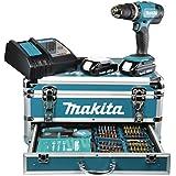Makita DHP453RFX2 Schlagbohrmaschine (2 Batterien, 18V, 3,0 Ah)