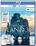 Faszination Insel - Island (SKY VISION) [3D Blu-ray + 2D Version]
