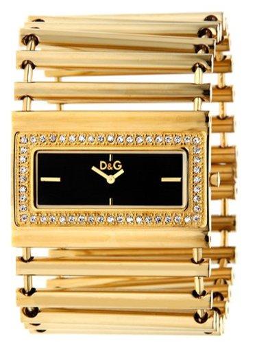 2663111d4cd4 Dolce   Gabbana D G Dolce Gabbana - Reloj analógico de cuarzo para mujer  con correa de acero