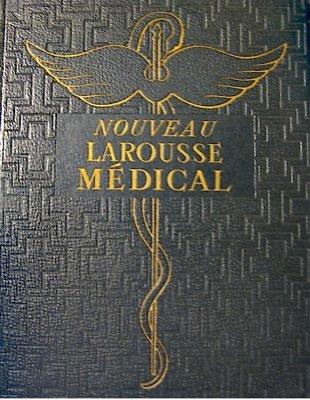Nouveau larousse medical illustree