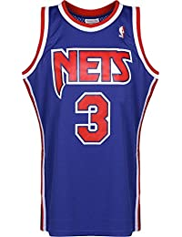 Mitchell & Ness CAMISETA NBA NEW JERSEY NETS DRAZEN PETROVIC 3 (AZUL)