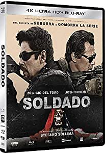 Soldado (Blu-Ray 4K Ultra HD+Blu-Ray)