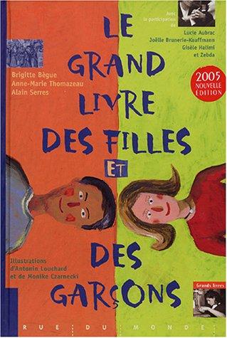 Le grand livre des filles et des garons