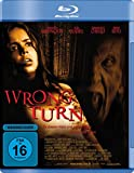 Wrong Turn 1 [Blu-ray] -