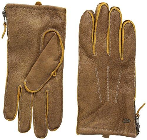 Camel Active Herren Handschuhe 408340/6G34, Braun (Cognac 21), X-Large