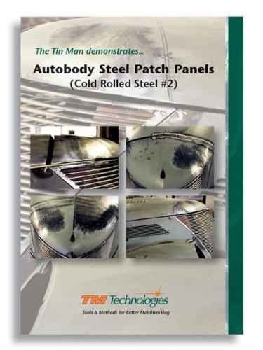 Preisvergleich Produktbild Autobody Steel Patch Panels (DVD)