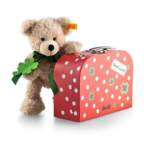 Steiff-114007-Fynn-Teddy-Bear-In-Suitcase-Soft-Toy
