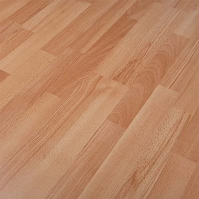 2.66m2 Klikka Commerical AC3 Laminate Flooring - Beech