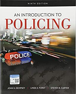 An Introduction to Policing (1337558753) | Amazon price tracker / tracking, Amazon price history charts, Amazon price watches, Amazon price drop alerts