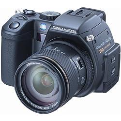 Konica Minolta DiMAGE A200 Appareil photo numérique SLR 8,0 Mégapixels