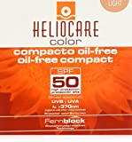 Heliocare Color Oil Free Compact Make Up Spf50 Light 10g
