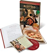 Bistro: Swinging French Jazz, Favorite Parisian Bistro Recipes (Cookbook & Music CD Boxed Set) by Sharon O'Connor (1999) Paperback
