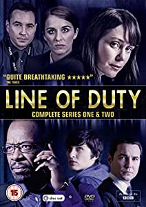 Line of Duty: Complete Series 1 & 2 [DVD]