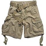 COX SWAIN Vintage Cargo Shorts / Short, Colour: Sand, Size:...
