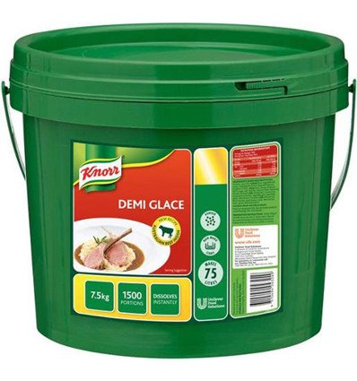 Knorr Demi-glace 7,5 kg