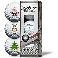 Titleist Pro V1X Christmas Golfbälle - 3er Pack