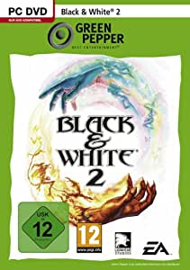 Black & White 2 [Green Pepper]