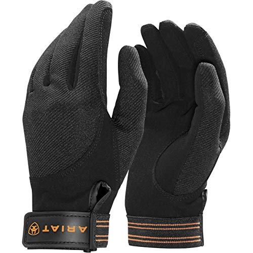 Ariat TEK Grip REIT Handschuhe, schwarz, 10