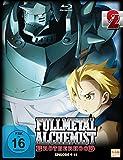 Fullmetal Alchemist: Brotherhood - Vol. 2 (Digipack im Schuber mit Hochprägung und Glanzfolie) [Blu-ray] [Limited Edtion] [Limited Edition]