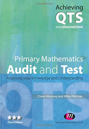 Primary Mathematics: Audit and Test (Achieving QTS Series)