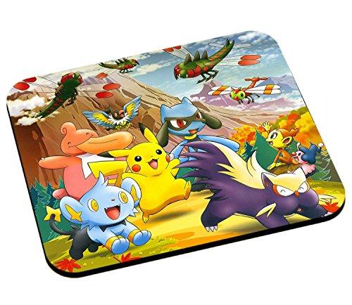 Tapis de souris les pokemon sont en balade attrape les tous