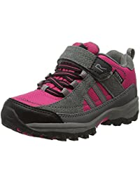 Regatta Trailspace 2, Zapatos de Low Rise Senderismo para Niñas